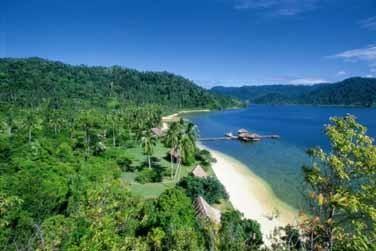 Cubadak Paradiso Village Resort, Sumatera Barat